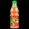 Kubu Rostos ital 0,3 l sárgarépa-alma-banán-eper-őszibarack sportkupakos