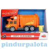 Kukásautó Mini City Cleaner Action Series 15cm Dickie Toys