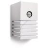 Kültéri Fali lámpa inox 1x20W 230V Veranda - Consumer Philips - 16411/47/16