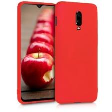 kwmobile OnePlus 6T tok - piros tok és táska
