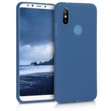kwmobile Xiaomi Mi A2 tok - kék tok és táska