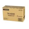 Kyocera Kyocera TK-820K fekete eredeti toner