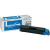 Kyocera TK580C Lézertoner FS C5150DN nyomtatóhoz, KYOCERA kék, 2,8k