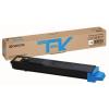 Kyocera TK8115C Lézertoner M8124cidn, M8130cidn nyomtatókhoz, , kék, 6k