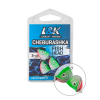 L&amp K L&K CHEBURASHKA FISH HEAD 12g