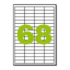 Label Etikett LCJ114 48,5x16,9mm 100ív Label etikett