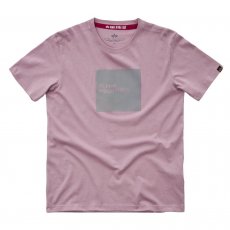 LABEL T II - silver pink