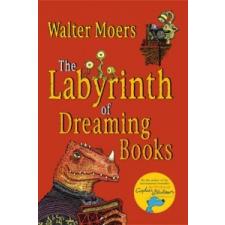 Labyrinth of Dreaming Books – Walter Moers idegen nyelvű könyv