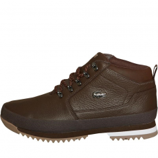 Lacoste Férfi Upton Hiker Leather Bakancs