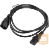 Lanberg extension power cable C13-> C14 1.8m