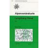 Langthang Himal, Ost turistatérkép - Alpenvereinskarte 0/11