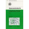 Langthang Himal, West turistatérkép - Alpenvereinskarte 0/10