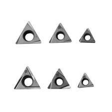 Lapkák (10db/e) acélra 5-6 fúrórúdhoz barkácsgép tartozék