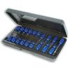 Laser Tools Kábelcsatlakozó szerelõ klt. 19 db-os (LAS-4027)