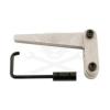 Laser Tools - UK Féktárcsa vastagság méréshez adapter klt. normál tolómérőhöz (LAS-5493)