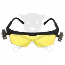 Laser Tools Védőszemüveg légkondi vizsgáló UV fénnyel (LAS-4907)