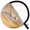Lastolite LR2096 Bottletop 5:1 50cm derítőlap (arany/fehér+napsárga/ezüst)