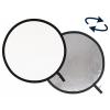 Lastolite LR3831 összecsukható derítőlap ezüst/fehér (95cm)