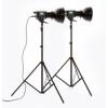 Lastolite RayD8 C5600 Kit + 2 Stands EU Studio szett