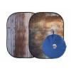 Lastolite Urban 150cm x 210cm Corrugated/Metal összecsukható háttér