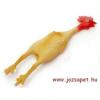 Latex Csirke---Vicces ajándék kutya Gazdiknak