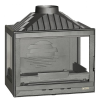 LAUDEL 700 Compact 3 oldalüveges tűztérbetét