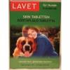 LAVET tabletta kutya senior