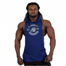 LAWRENCE HOODED TANK TOP - NAVY (NAVY) [XXXL]