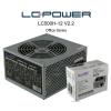 LC POWER PSU- LC500H-12 LC Power PSU- LC500H-12 500W ezüst tápegység