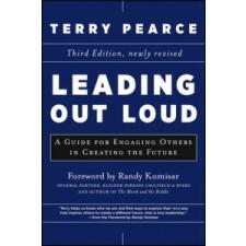Leading Out Loud – Terry Pearce idegen nyelvű könyv