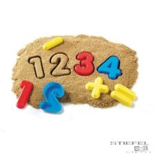 Learning Resources Számok és műveleti jelek homokozóformák homokozójáték