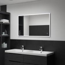 LED-es fürdőszobai falitükör érintésérzékelővel 100 x 60 cm bútor