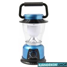 LED kempinglámpa, kék elemlámpa