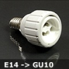 LED Labs Lámpa foglalat átalakító E14-GU10