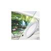 LED panel kör alakú beépíthető lámpa 18W - Melegfehér