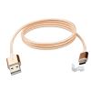 LED SOUND LSUSB30C1M USB 3.0 Type-C to Type-A adatkábel, 1,5 méter