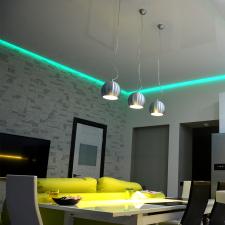 LED szalag szett, 5 m világítás