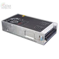 Led tápegység POS fémházas 12V 240W 20A világítási kellék