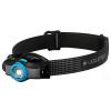 Ledlenser MH3 outdoor LED fejlámpa 200lm 1xAA (fekete/kék)