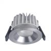 Ledvance - Osram LED mélysugárzó 8W/4000K szabályozható IP44 Spot FIX SI DIM ezüst Ledvance - 4058075811317
