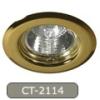 LEDvonal Álmennyezeti spot lámpatest Argus CT-2114 arany