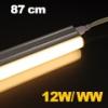 LEDvonal LED fénycső / T5 / 12 W / 87 cm / sorolható / meleg fehér