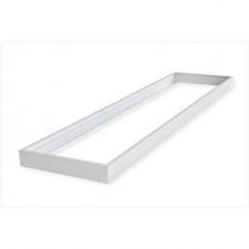 LEDvonal Led panel , beépítő keret , KLIKK , 1200 x 300 mm , fehér világítás