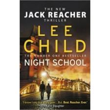 Lee Child Night School idegen nyelvű könyv