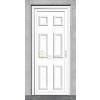 LEEDS 1 Műanyag bejárati ajtó 100x210 cm