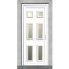 LEEDS 5 Műanyag bejárati ajtó 90x210 cm