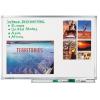 LEGAMASTER Professional mágneses fehértábla (whiteboard) 120x150 cm