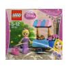 LEGO 30116 Aranyhaj látogatása a piacon
