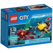 LEGO 60090 City-Mélytengeri búvárrobogó lego