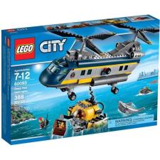 LEGO 60093 City-Mélytengeri helikopter lego